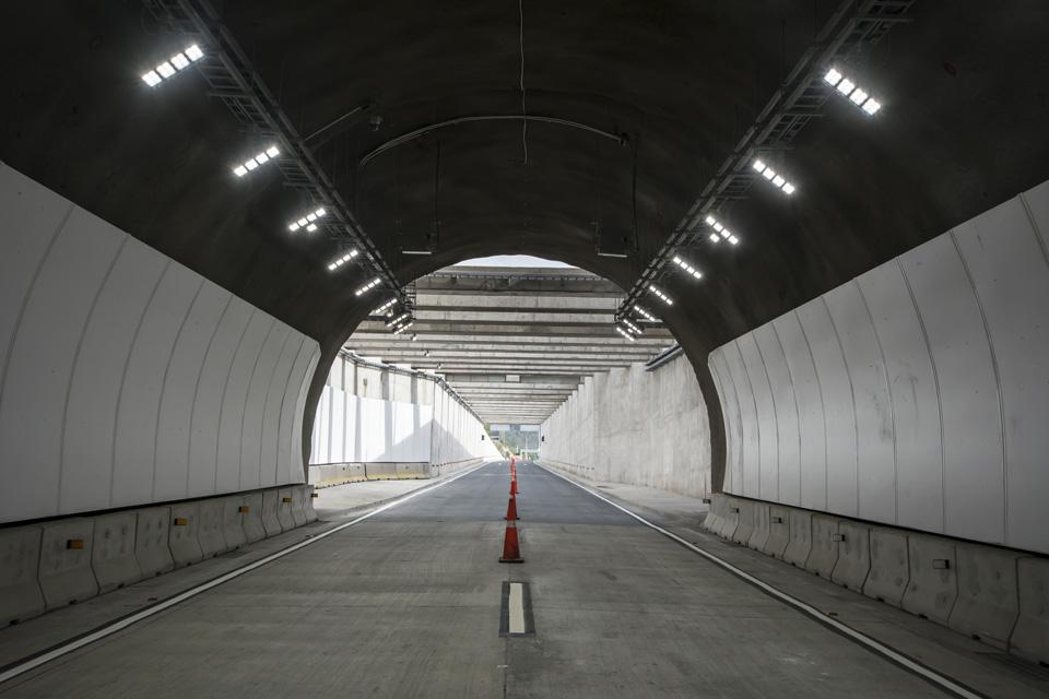 Nuevos túneles Costanera Norte-Costanera Sur